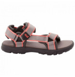 Jack Wolfskin Sandaal kids seven seas 3 clay rose-schoenmaat 26