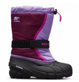 Sorel Childrens flurry purple dahlia-schoenmaat 25
