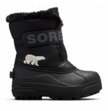 Sorel Toddler snow commander black charcoal-schoenmaat 21
