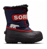 Sorel Childrens snow commander nocturnal sail-schoenmaat 25