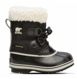 Sorel Childrens yoot pac nylon black-schoenmaat 25