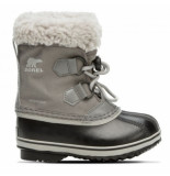 Sorel Childrens yoot pac nylon quarry dove-schoenmaat 25