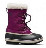 Sorel Childrens yoot pac nylon wild iris dark-schoenmaat 25