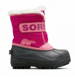 Sorel Toddler snow commander tropic pink-schoenmaat 21