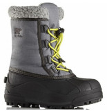 Sorel Childrens cumberland city grey coal-schoenmaat 25