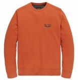 PME Legend Psw205401-2080 brushed sweater round neck legend