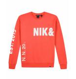 Nik & Nik Sweaters g8-097 polly