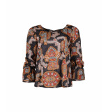 MAICAZZ Patrice blouse azteken fa20.20.005
