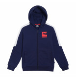 Puma Boys hooded full-zip fl 584867-06
