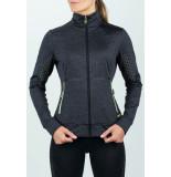 Sjeng Sports Jovanka plus-b031 lady training jacket plus jovanka plus-b031