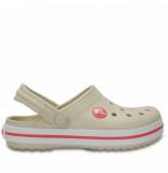 Crocs Sandaal crocband clog kids stucco/melon-schoenmaat 26 27