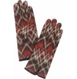 King Louie Glove gusto brunette brown