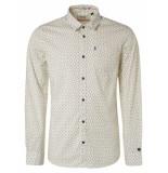 Noize Shirt, l/s, print, wavy dots kit