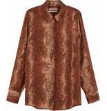 Maison Scotch Basic button up shirt in prints