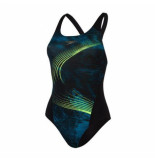 Speedo End placem recordbr bla/blu 09015-f353