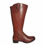 JJ Footwear Dameslaars chinley cognac xl-schoenmaat 39