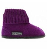Bergstein Pantoffel cozy purple-schoenmaat 37