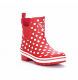 Evercreatures Regenlaars poka dot meadow laag-schoenmaat 37