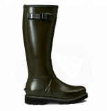Hunter Regenlaars women balmoral wellington dark olive-schoenmaat 37