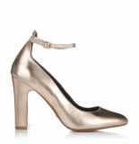 Dune London Aalto rose gold leather-schoenmaat 39