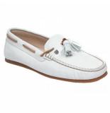 Dubarry Women jamaica sail white-schoenmaat 38