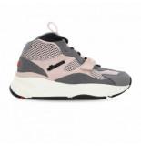 Ellesse Aurano mid grey pink black-schoenmaat 35,5