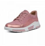 FitFlop Freya™ sneaker suede soft pink-schoenmaat 40