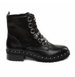 Steve Madden Women tess black leather-schoenmaat 36