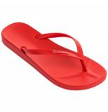 Ipanema Slipper women anatomic colors red-schoenmaat 38