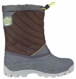 Winter-Grip Snowboot junior northern explorer antraciet lichtgroen-schoenmaat 29 30