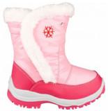 Winter-Grip Snowboot junior teddy springer fuchsia-schoenmaat 35