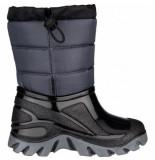 Winter-Grip Snowboot junior welly walker grijs-schoenmaat 34 35