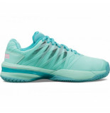K-Swiss Tennisschoen k-swiss women ultrashot 2 white aruba blue soft neon pink-schoenmaat 37