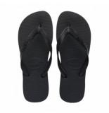 Havaianas Slipper top black-schoenmaat 43 44