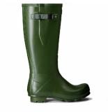 Hunter Regenlaars norris field adjustable wellington vintage green-schoenmaat 42
