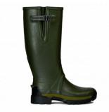 Hunter Regenlaars unisex balmoral side adjustable ii dark olive-schoenmaat 40 41