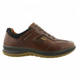 Grisport Veterschoen 41709 brown-schoenmaat 42