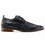 Rehab Men greg snake fantasy dark blue-schoenmaat 42