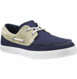 Timberland Men union wharf f/l 2eye boat navy canvas-schoenmaat 41