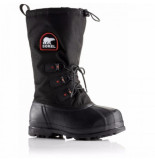 Sorel Women glacier xt black red quartz-schoenmaat 38 (uk 5)