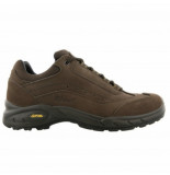 Grisport Wandelschoen travel low brown-schoenmaat 36