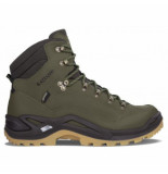 Lowa Wandelschoen men renegade gtx mid forest dark brown-schoenmaat 42 (uk 8)