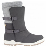 Winter-Grip Snowboot women felt strapper antraciet mêlee-schoenmaat 37