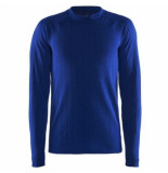 Craft Skipully men nordic wool neck blue-s