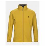 Peak Performance Vest men chill yellow flow-s