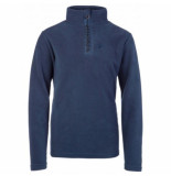 Protest Skipully boys perfecty 1/4 zip ground blue-maat