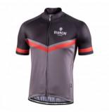 Bianchi Milano Fietsshirt men ollastu zwart-m
