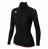 Sportful Fietsjack women fiandre light windstopper black-l