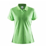 Craft Polo women classic pique green-s