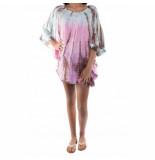 Pure-Kenya Strandjurkje pure kenya batik short dress colour-one-size